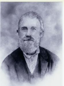 Thomas Freney, c1880 Source: Freney family