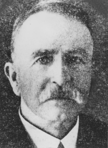 Richard Sumner, President of the Queensland Rugby League, 1912 Source: SLQ 2 135615